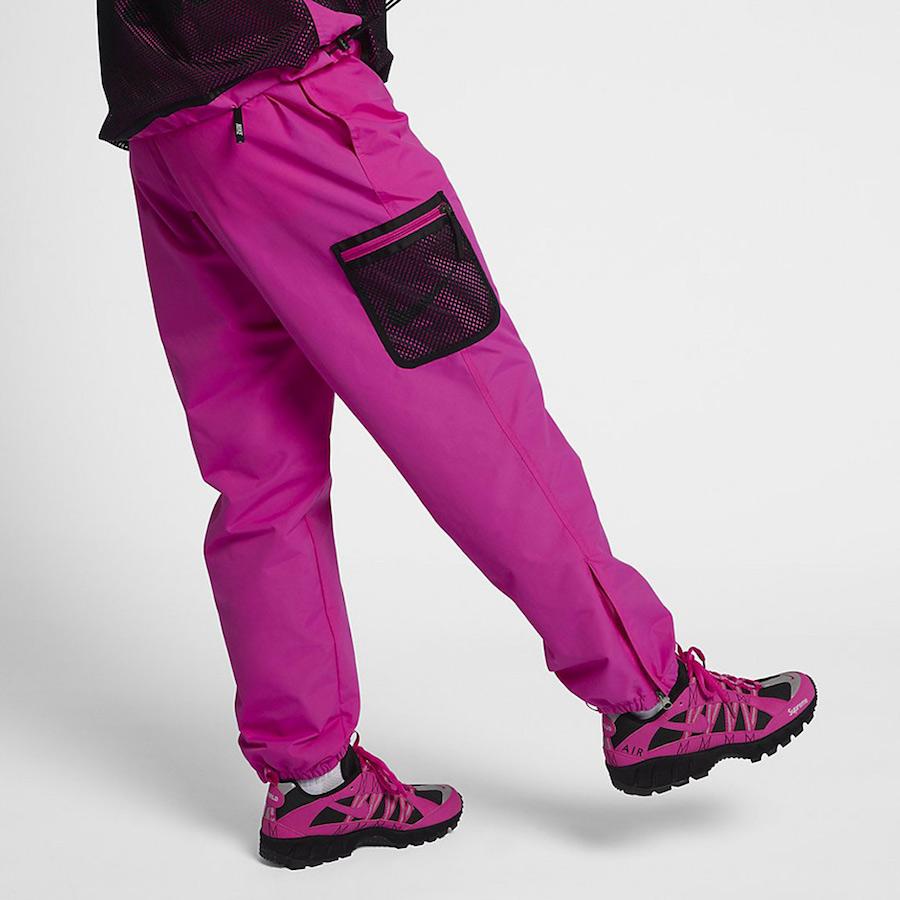 Supreme Nike Track Pants Pink