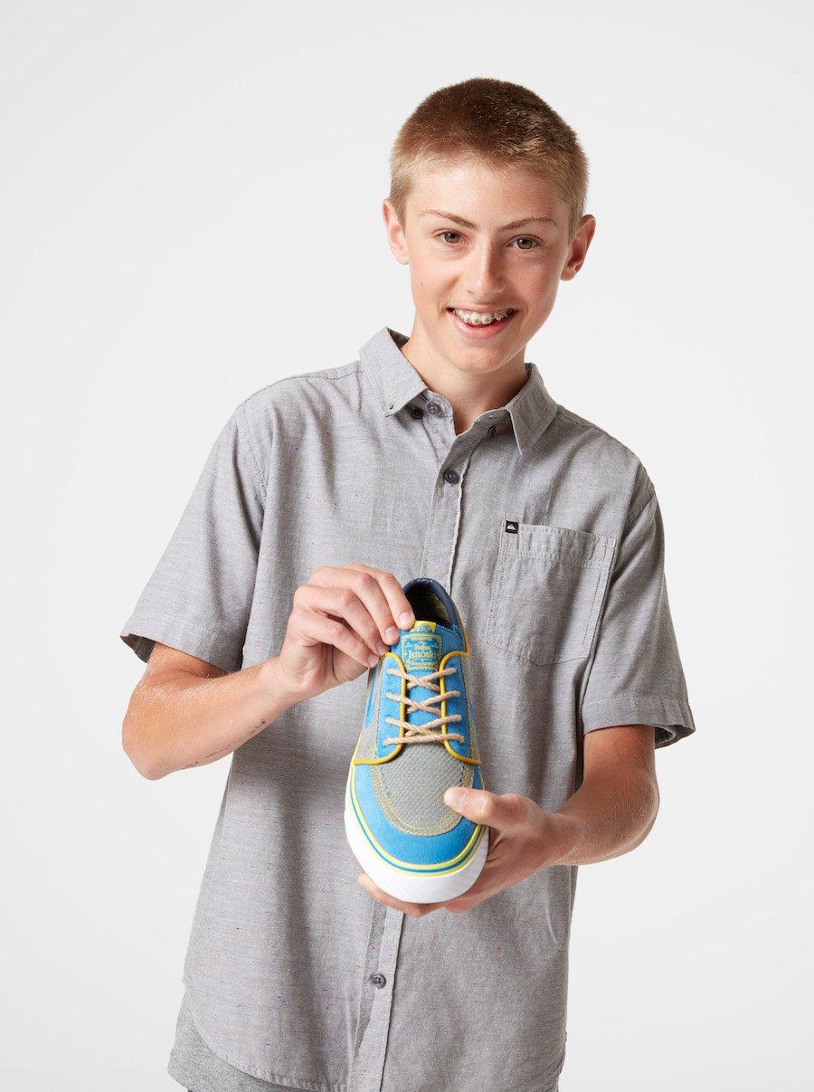 Tylan Hibbard Nike SB Stefan Janoski Doernbecher
