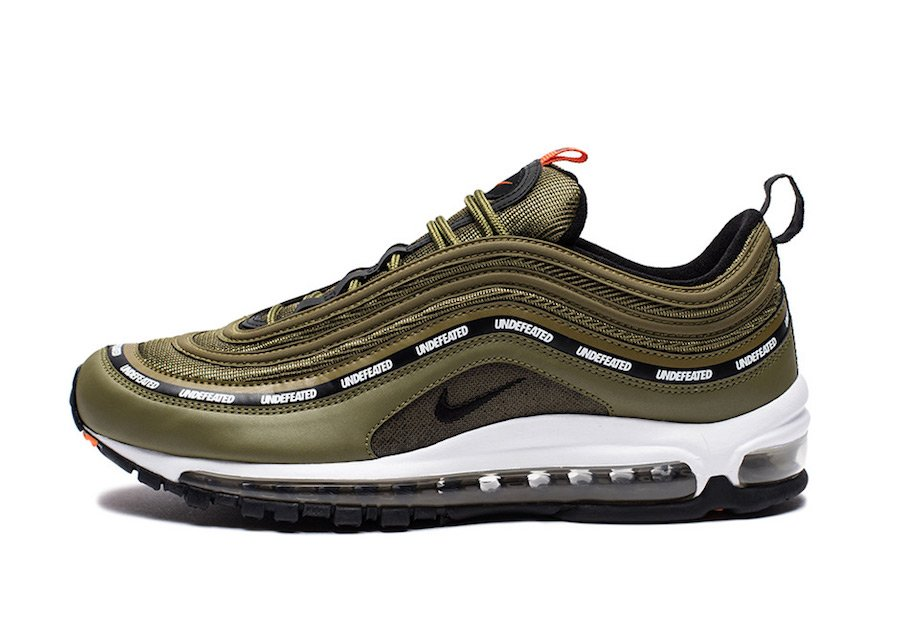 air max 97 olive green pink