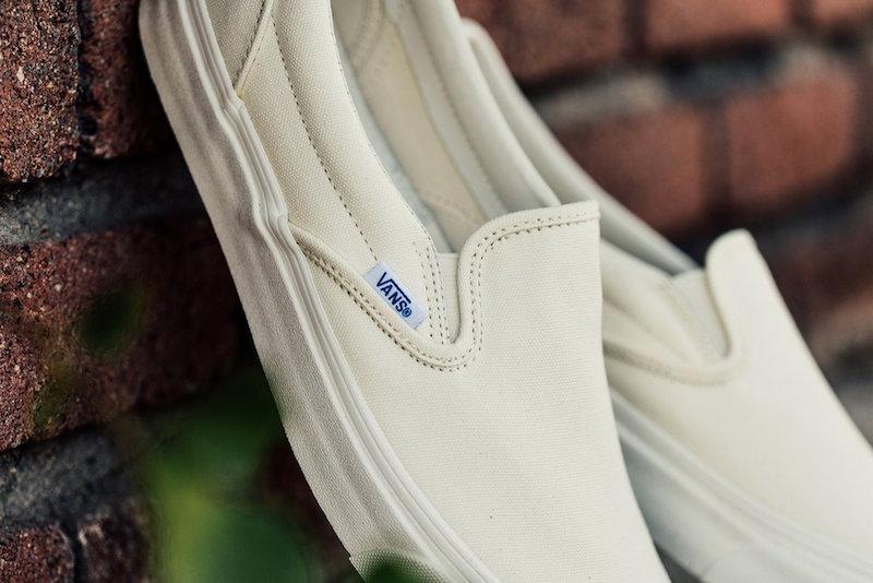 Vans Slip-On Classic White