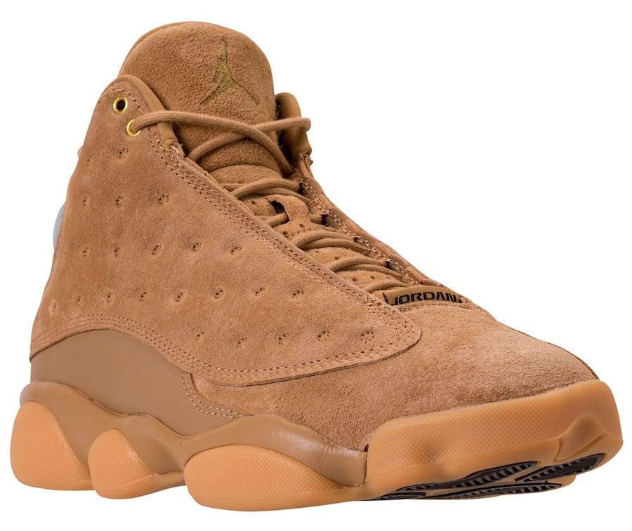 Wheat Jordan 13 414571-705