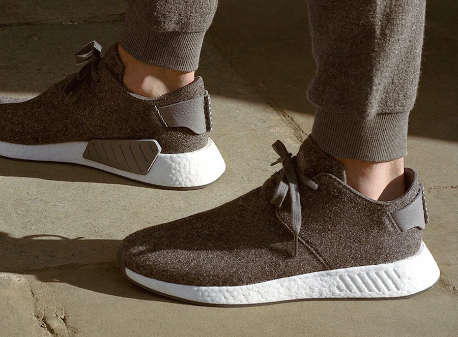 wings+horns adidas Originals Capsule Collection