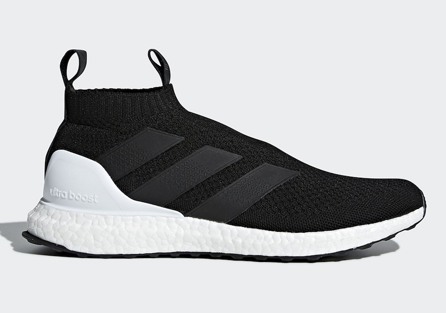 adidas ACE 16 Ultra Boost Black White AC7748