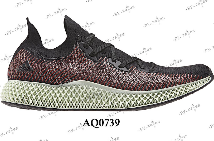 d70b087da adidas alphaedge 4d colorways release dates