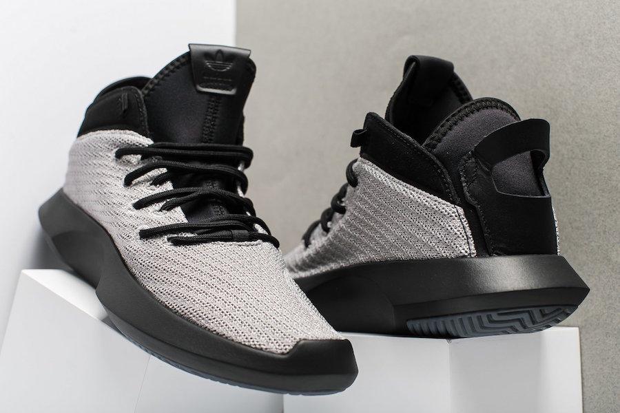 adidas Crazy 1 ADV Primeknit Silver Black CQ0975