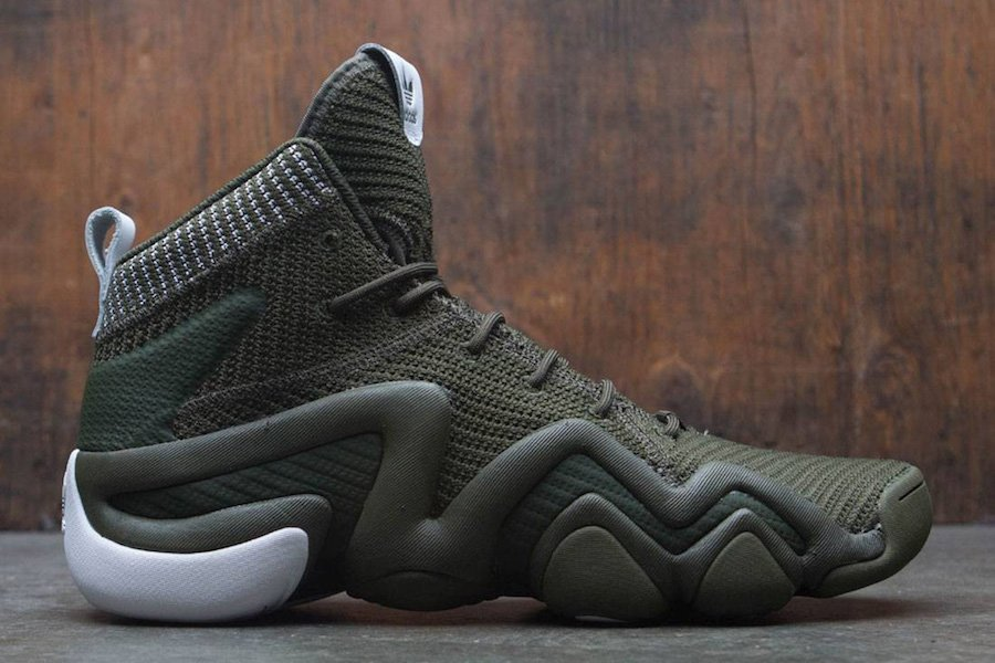 adidas Crazy 8 ADV Primeknit Night Cargo BY3604
