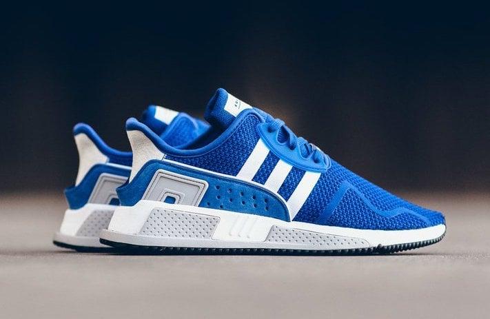 adidas EQT Cushion ADV Royal Blue CQ2380 | SneakerFiles