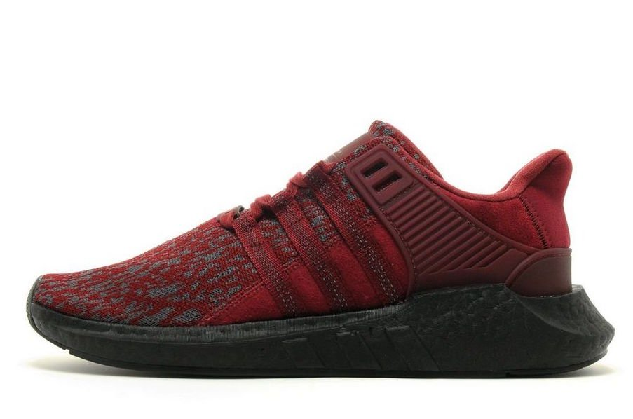 adidas EQT Support 93/17 Burgundy Red
