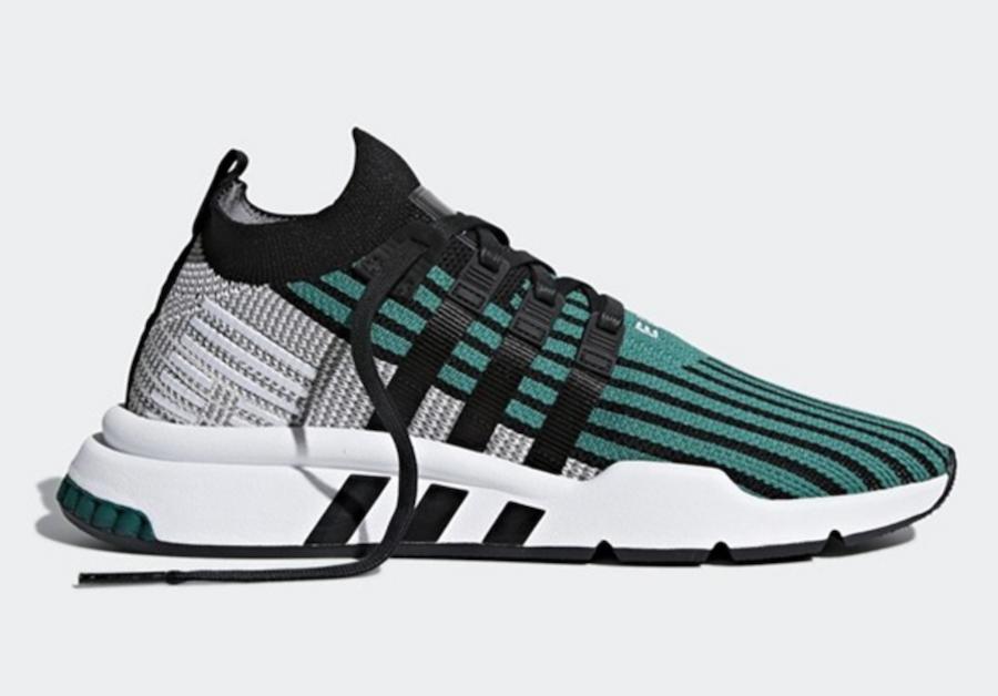 adidas EQT Support ADV Mid Sub Green CQ2998 | SneakerFiles