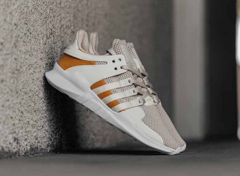 info for f0dfb 716f9 adidas EQT Support ADV Off-White Tactile Yellow AC7141 ...