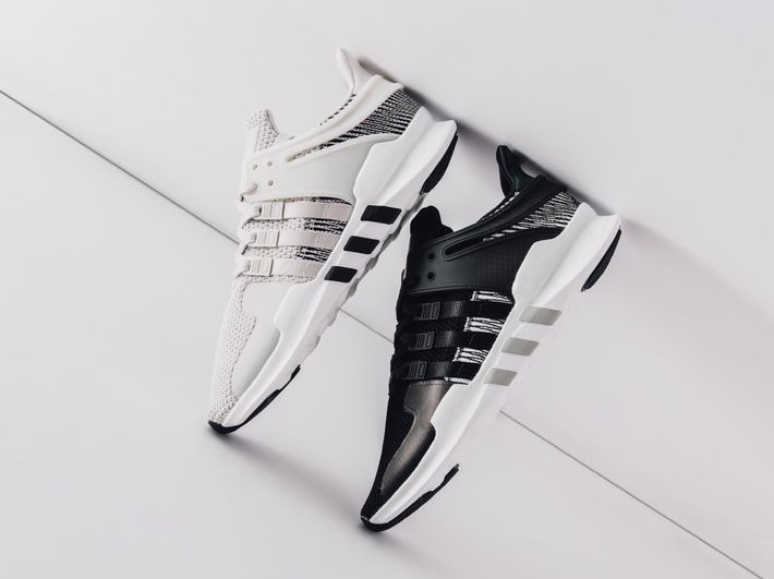 adidas EQT Support ADV Pack Black Grey