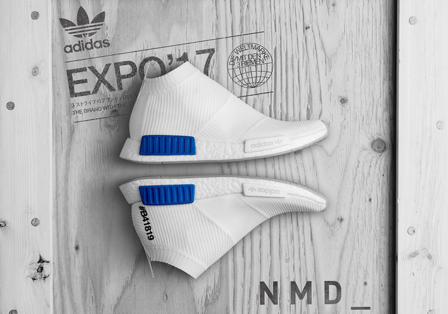 online store 64721 2cb8b adidas NMD City Sock ComplexCon