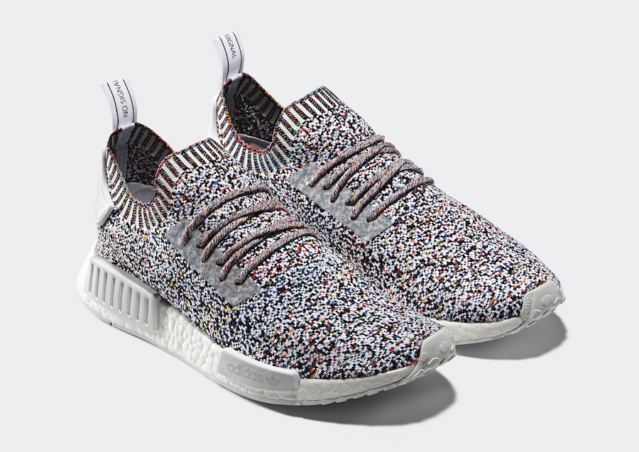 adidas NMD R1 Color Static BW1126
