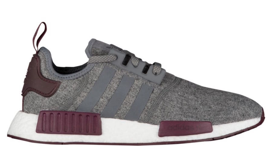 adidas NMD R1 Grey Wool CQ0761