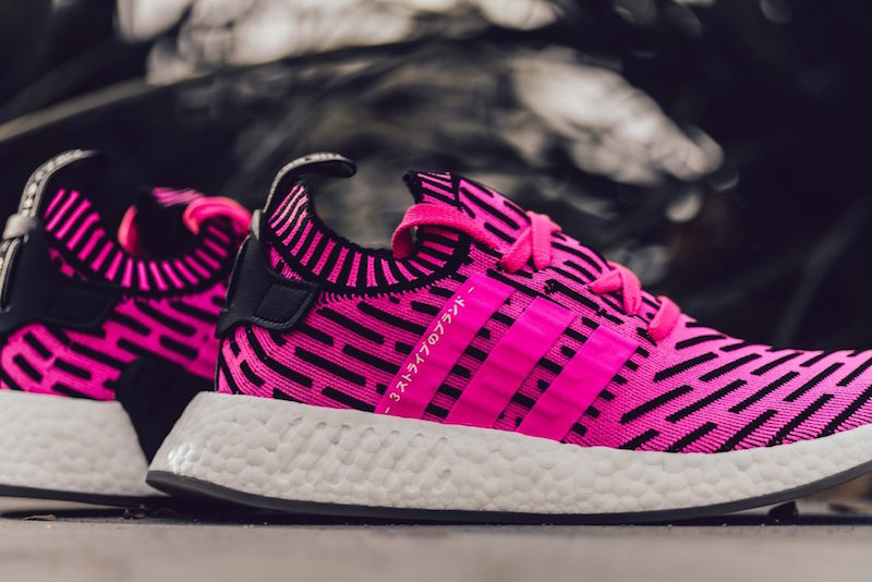 adidas NMD R2 Japan Shock Pink BY9697