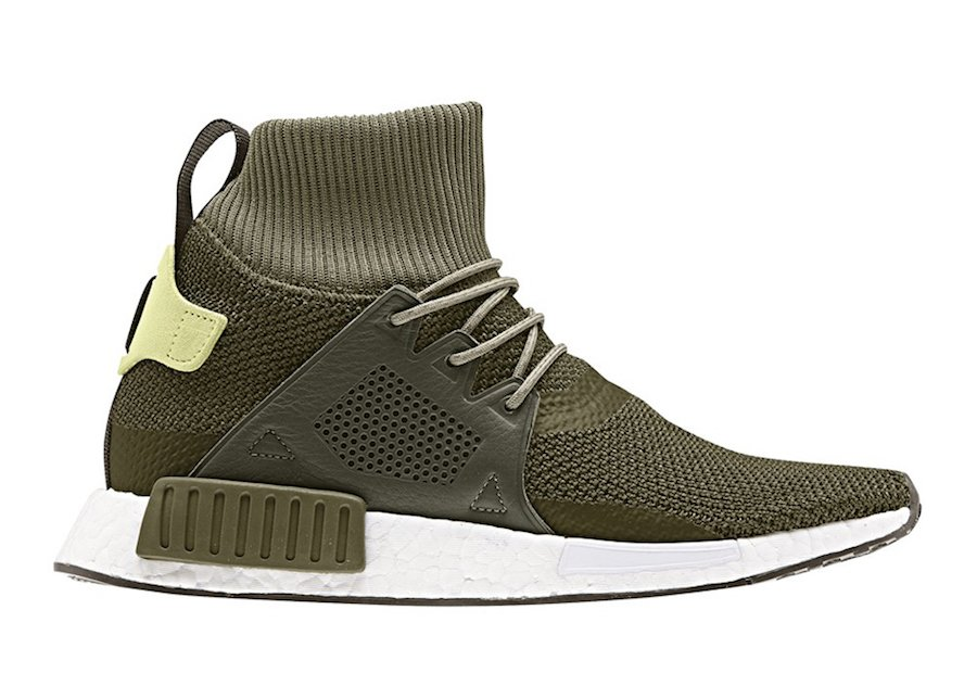 adidas NMD XR1 Winter Olive Cargo Night Cargo Umber CQ3074