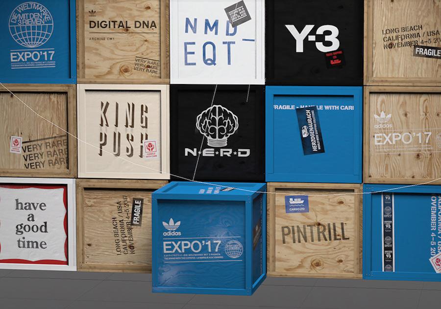 adidas Originals ComplexCon 2017 Releases