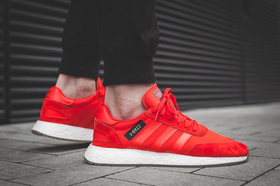adidas Originals I-5923 Core Red