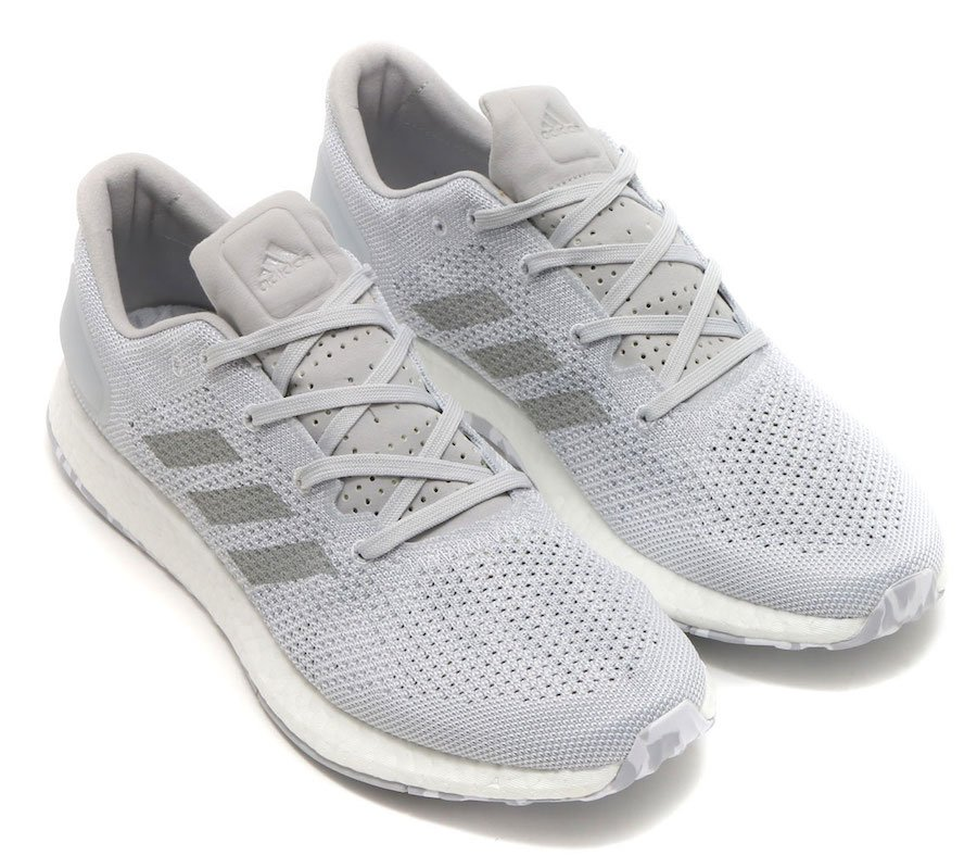adidas Pure Boost DPR Mid Grey