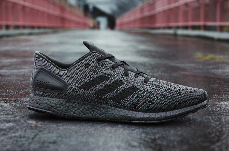 adidas Pure Boost DPR Triple Black Release Date