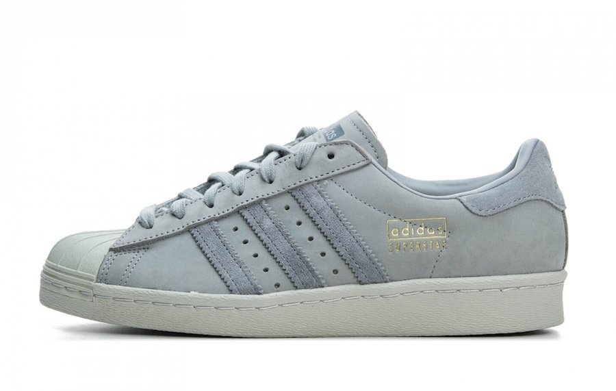 Cheap Adidas Superstar Adicolor Sneakers for Women Grey Planet Sports