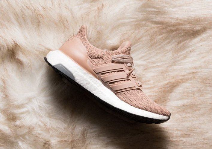 adidas Ultra Boost 4.0 Champagne Pink BB6309