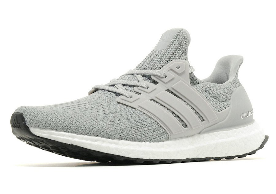 04b96f1f3ad adidas Ultra Boost 4.0 Grey