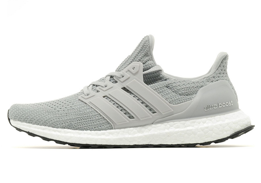adidas Ultra Boost 4.0 Grey