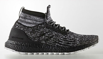 adidas Ultra Boost ATR Mid Oreo Black White