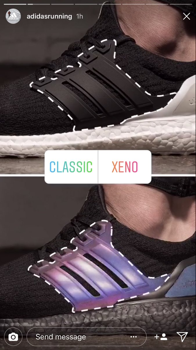 adidas ultra boost instagram