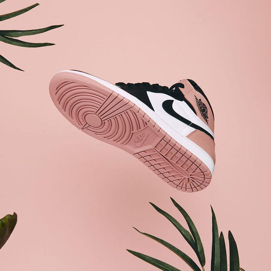 b6eea4e32b4e Air Jordan 1 Igloo Rust Pink Art Basel Release Date