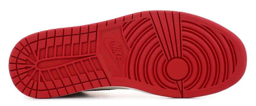 Air Jordan 1 Bred Toe Release Details