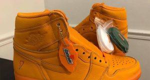 Air Jordan 1 Gatorade Orange Peel AJ5997-880 Release Date