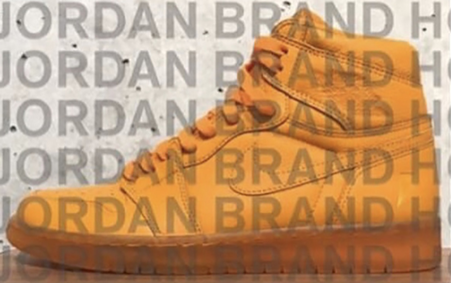 Air Jordan 1 Gatorade Orange Peel AJ5997-880