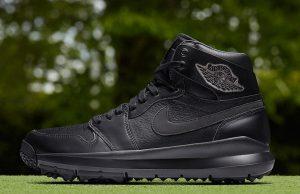 Air Jordan 1 Golf Premium Black Release Date