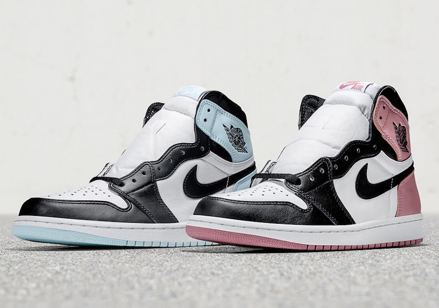 Air Jordan 1 Igloo Rust Pink Art Basel Release Date