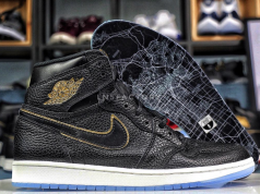 Air Jordan 1 LA Los Angeles 555088-031