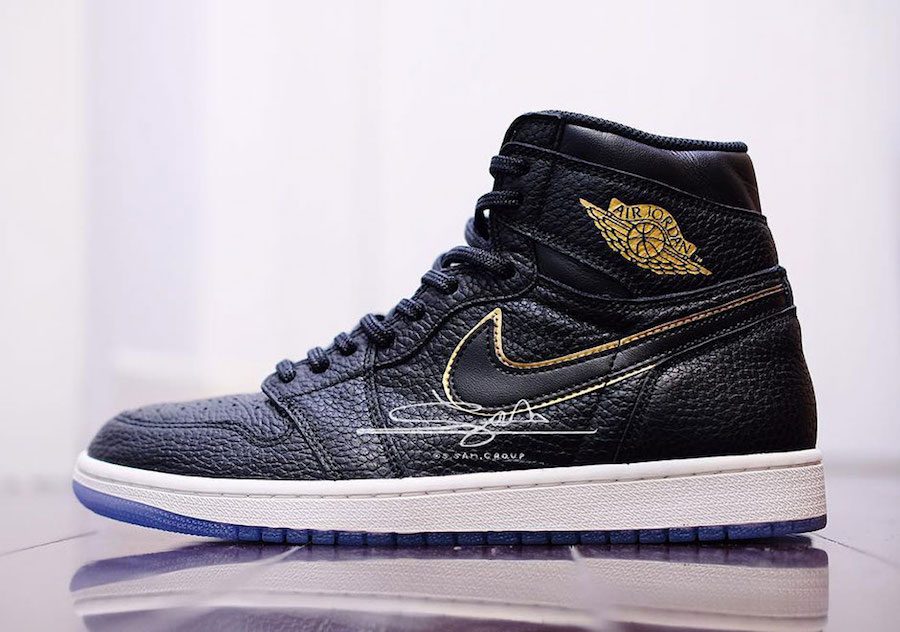 Air Jordan 1 LA Los Angeles All Star 2018