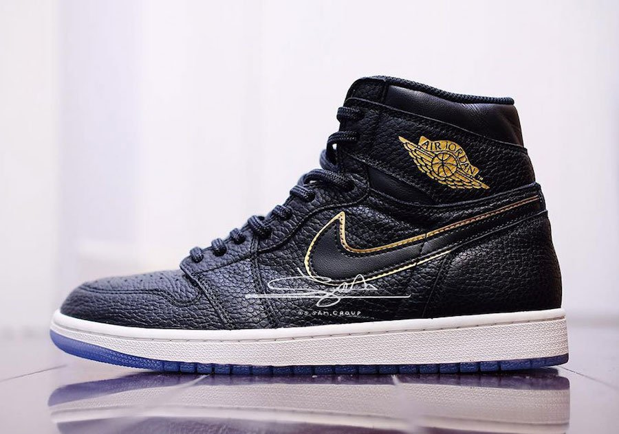 Air Jordan 1 'Los Angeles' Release Date