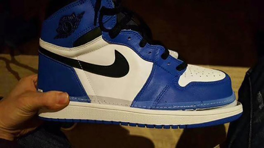 Air Jordan 1 OG Game Royal 555088-403 2018