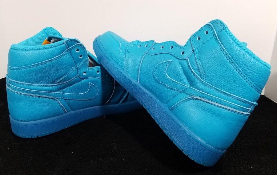 Air Jordan 1 OG Gatorade Blue Release Date