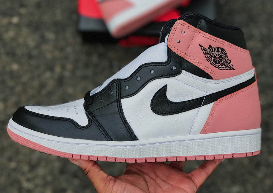 Rumor: Air Jordan 1 'Rust Pink' and 'Igloo' Releasing Exclusively at Art Basel