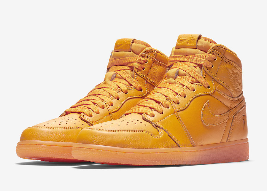 Air Jordan 1 Gatorade Orange Peel AJ5997-880  c29bf1e1c