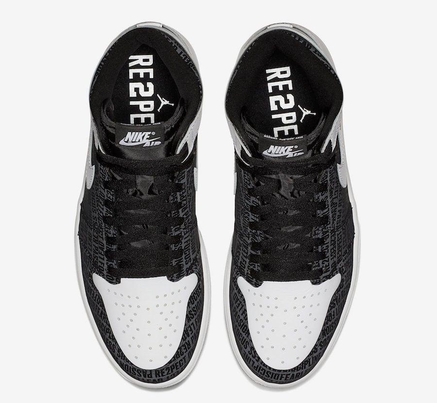 7c9562960ffc54 Air Jordan 1 RE2PECT 555088-008 Release Date