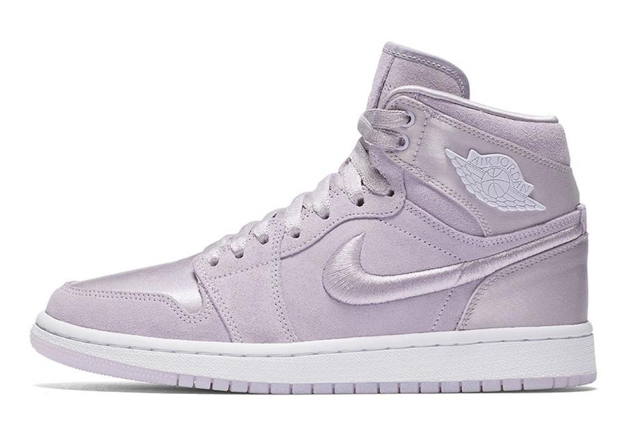 Air Jordan 1 Retro Summer of High Barely Grape