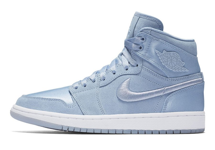 Air Jordan 1 Retro Summer of High Hydrogen Blue