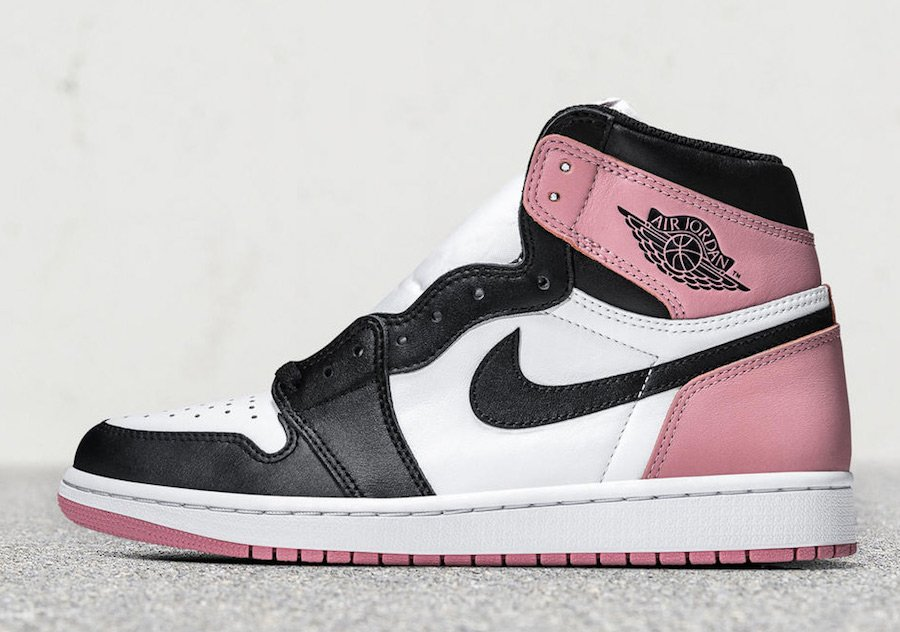 Air Jordan 1 Rust Pink Art Basel