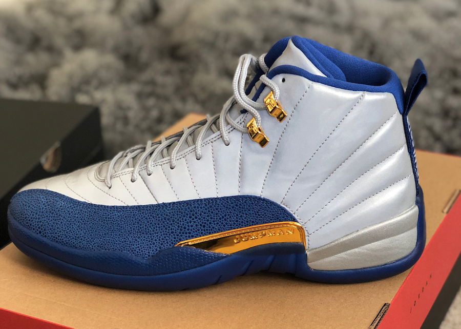 Air Jordan 12 Cubs Championship Pack