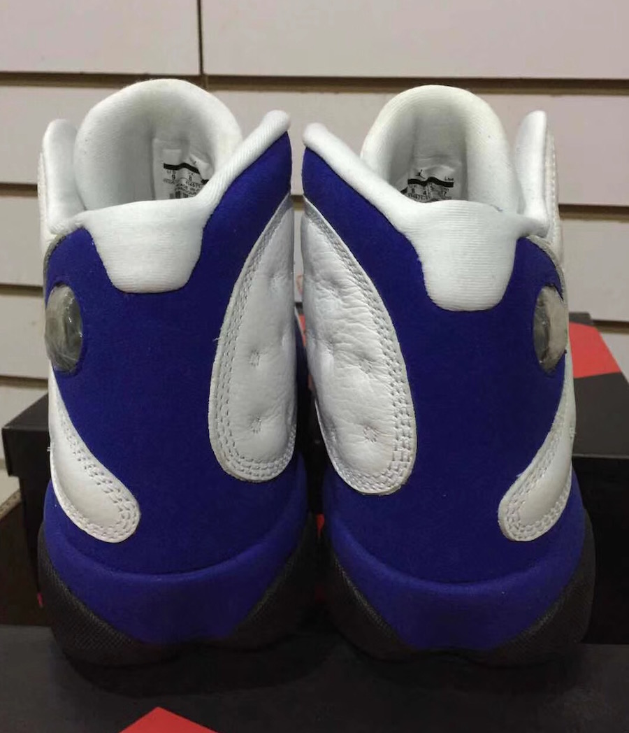 7926d92bbcf Air Jordan 13 Hyper Royal 414571-117 Release Date | SneakerFiles