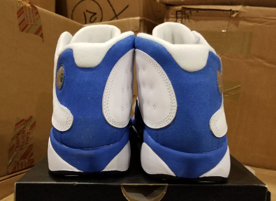 Air Jordan 13 Italy Blue 439358-107 Release Date